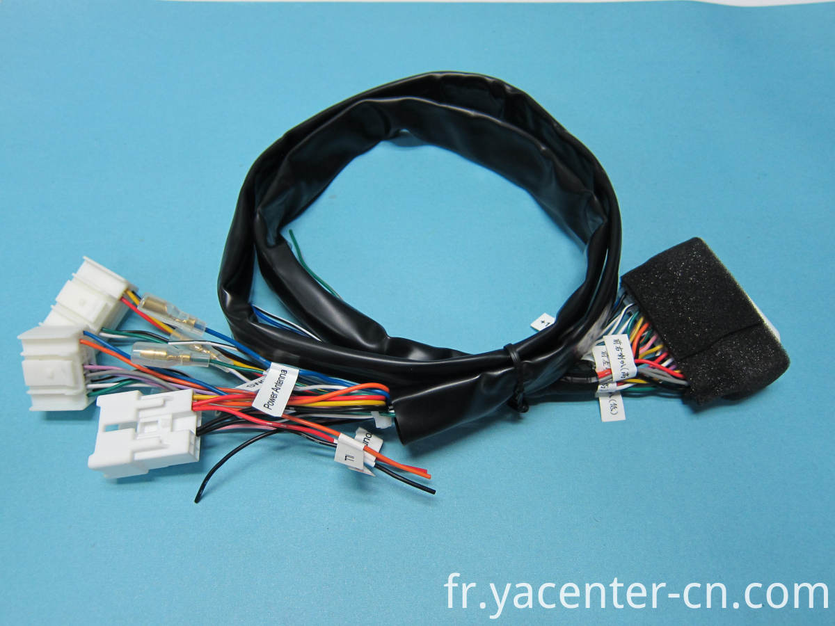 Wire Harness System